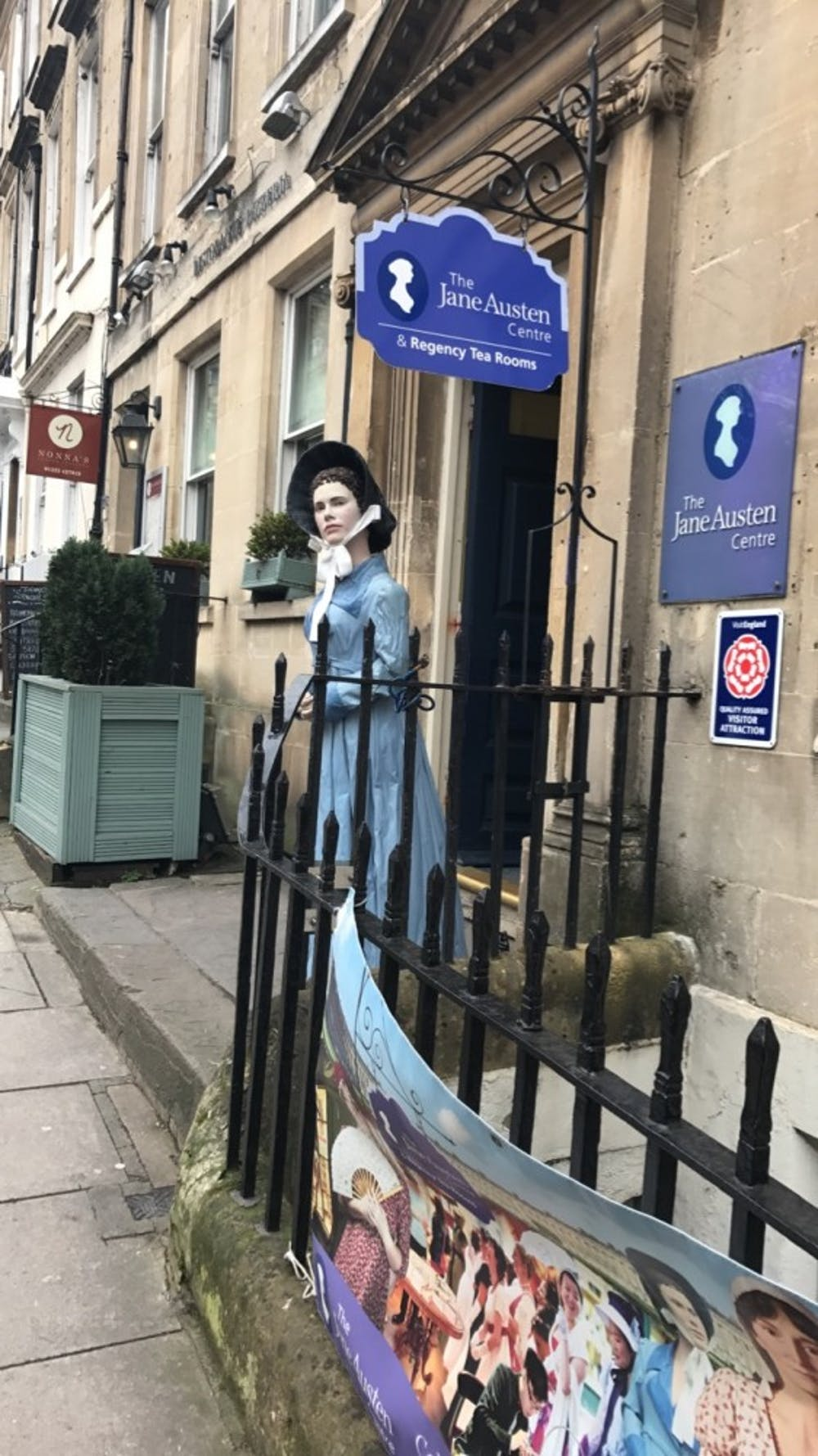 Life in London: the best day of my life at the Jane Austen Centre