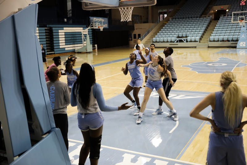 Unc Basketball Schedule 2020.New Coach New Players New Year Unc Women S Basketball
