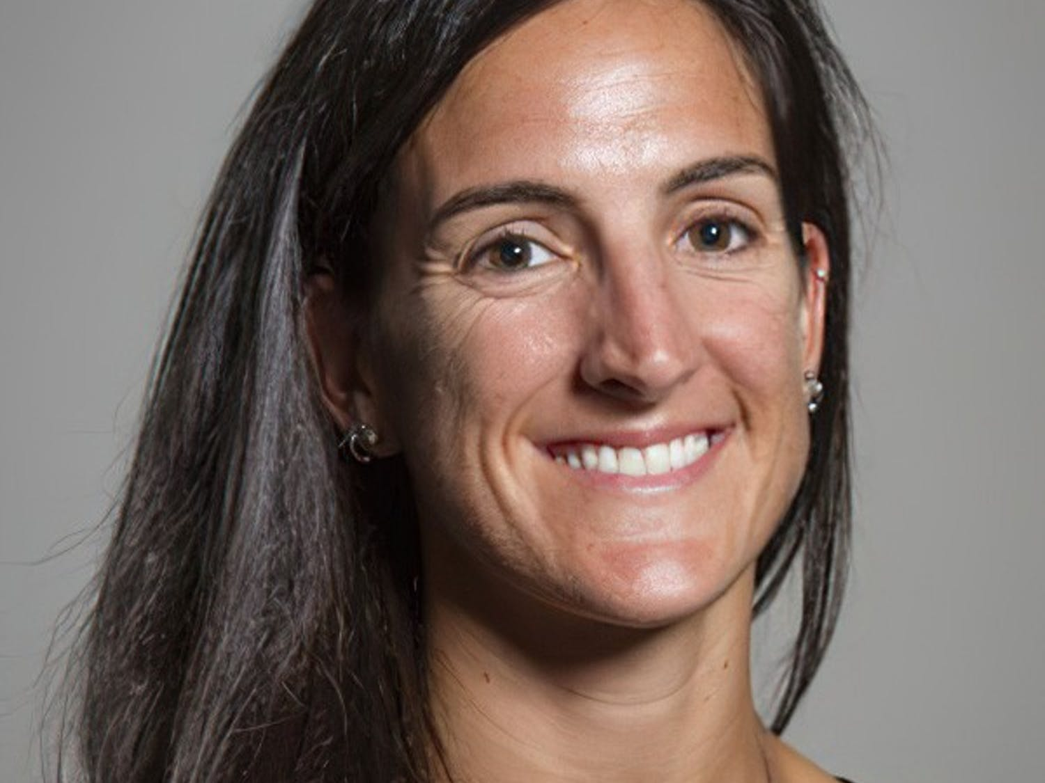 Erin Neppel is the new head coach of the women's rowing team. Photo courtesy of UNC Athletic Communications.