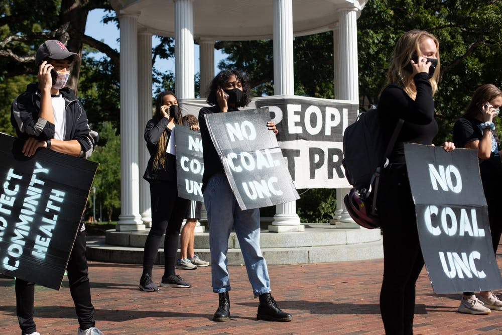 Judge denies UNC's motion to dismiss allegations of violating Clean Air Act