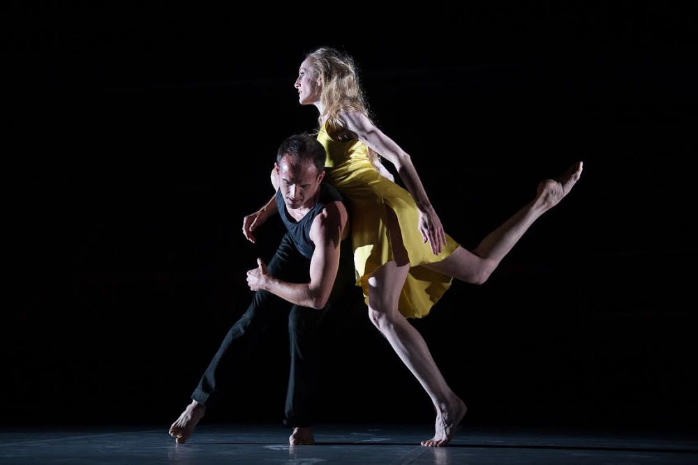 Prima ballerina Wendy Whelan comes to Memorial Hall barefooted