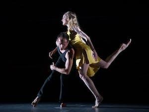 "Prima ballerina Wendy Whelan will be performing her new show ""Restless Creature"" at Carolina Performing Arts at 7:30 tonight (Courtesy of Carolina Performing Arts)."