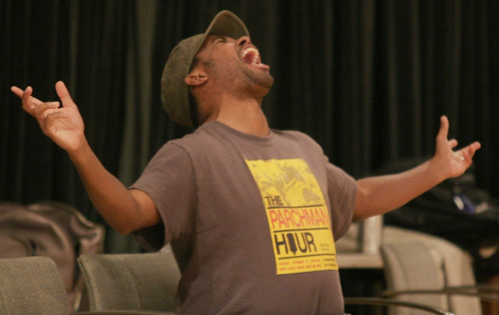 An Hour on Stage: Mike Wiley directs the world professional premiere of 'The Parchman Hour'