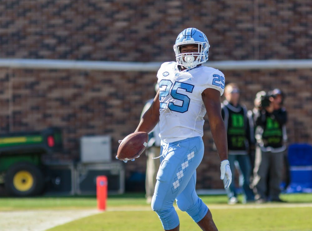 UNC football players have 'bought in' to the new coaching staff and young talent