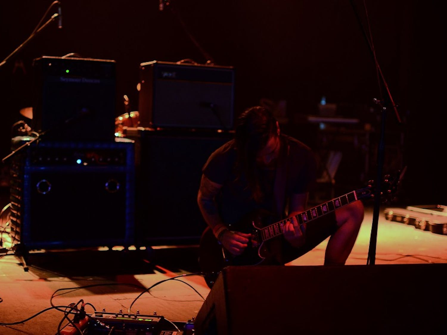 Must Be The Holy Ghost performs live at the 2014 Phuzz Phest in Winston-Salem.
