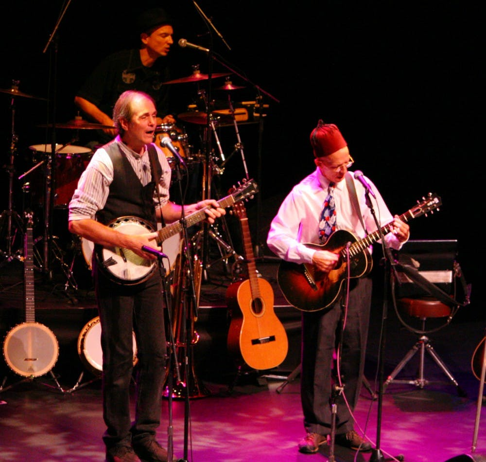 Ramblers headline concert for ill Earl Scruggs