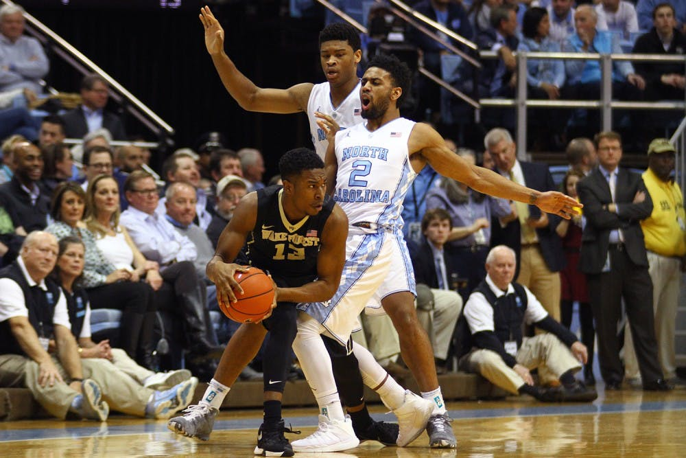 Defensive struggles leave Tar Heels unsatisfied