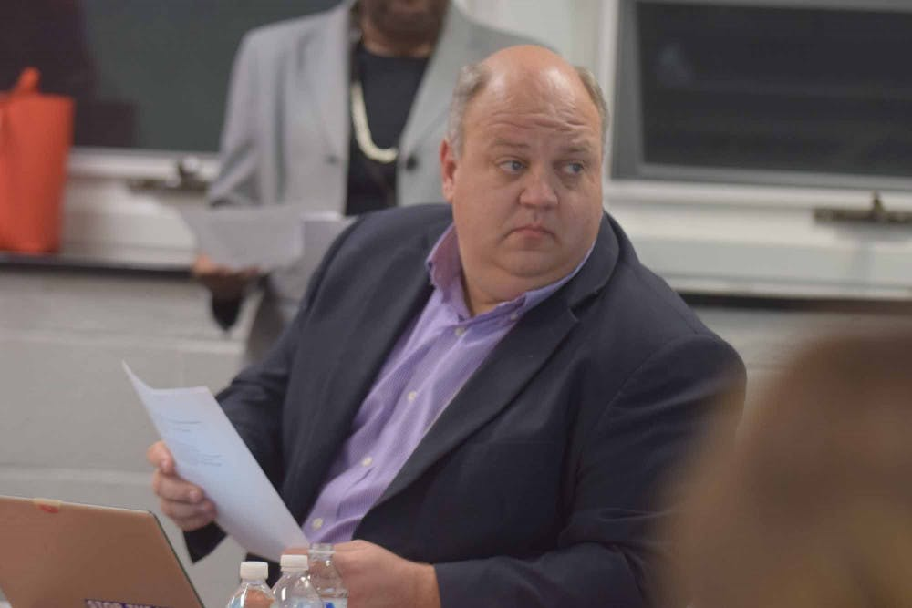 CHCCS board member James Barrett forgoes reelection to run for state superintendent