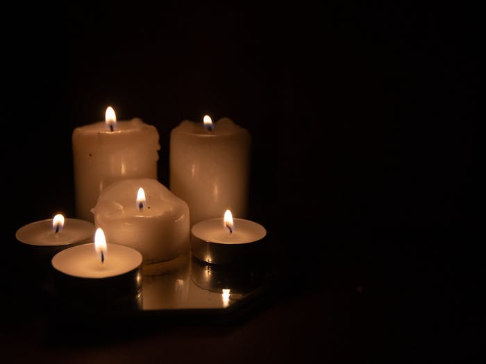 The yahrzeit candle is lit in memory of the dead in Judaism. On Yam HaShoah, or Holocaust Remembrance Day, UNC Hillel hosted a virtual event on April 7th, 2021.