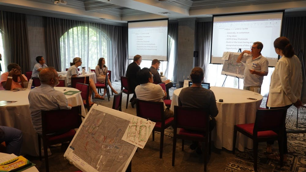 Focus groups examine Chapel Hill Transit's NS route replacement, the NS-BRT project