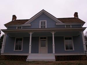 LGBT activistPauli Murray's childhood homein Durhamwas named a National Historic Landmark.