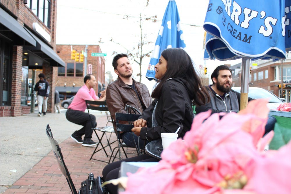 Want to enjoy your Franklin Street favorites outdoors this spring?