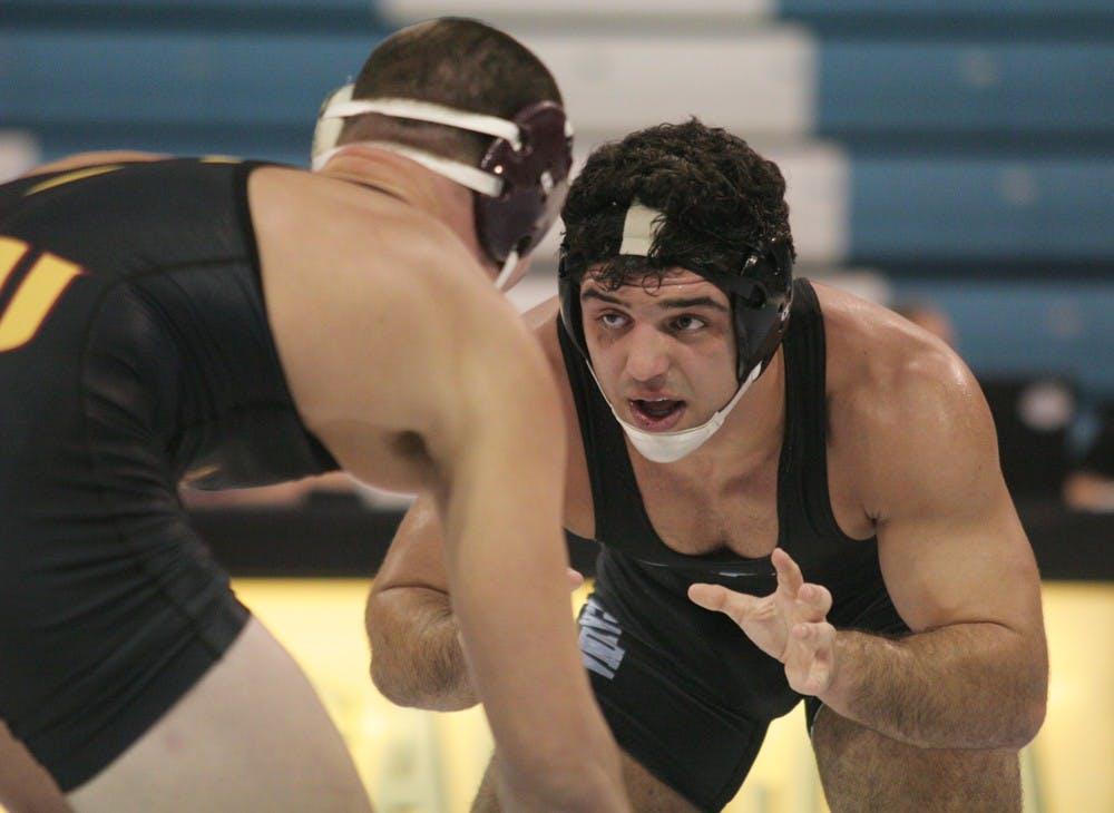 Tar Heels fall short in dual meet against ASU