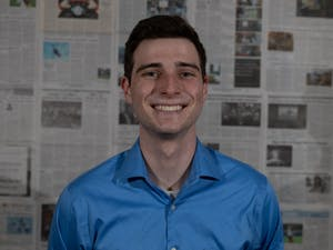 Hunter Nelson, Assistant Sports Editor for The Daily Tar Heel.