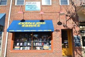 Chapel Hill Comics