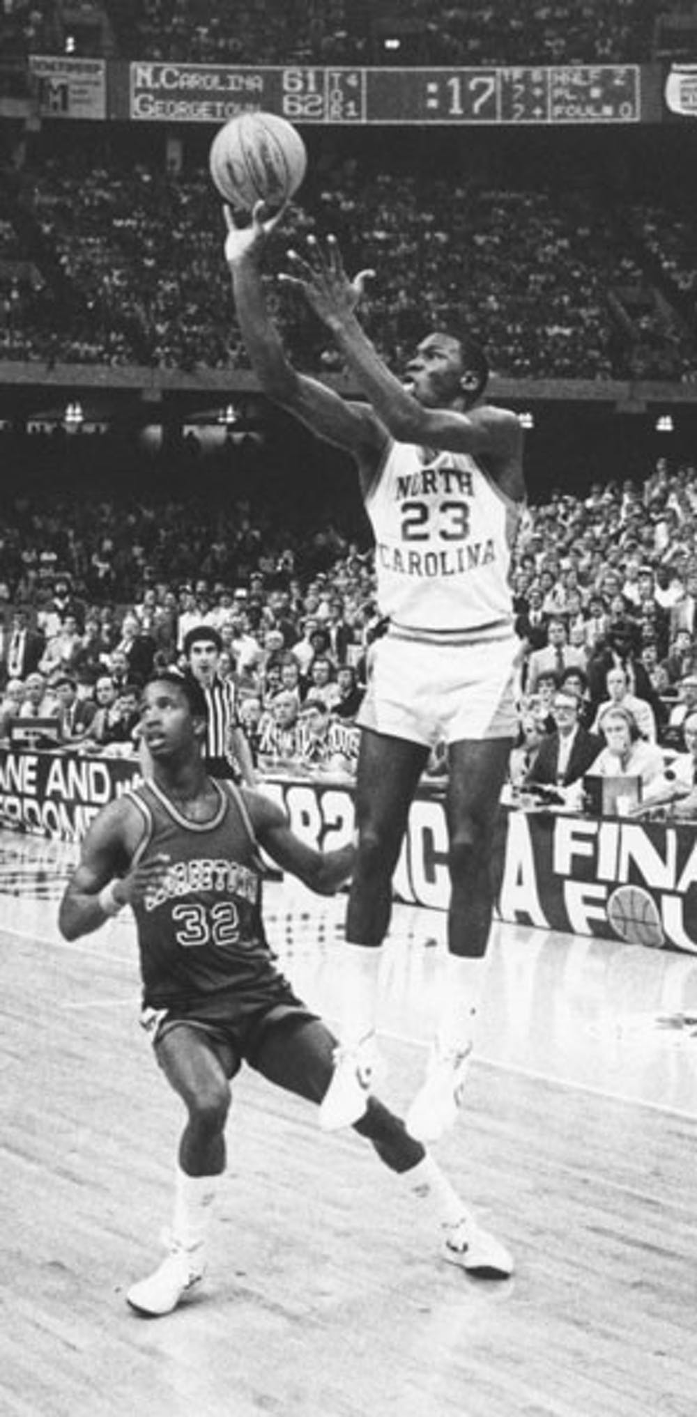 Six UNC men's basketball games you should rewatch while social distancing