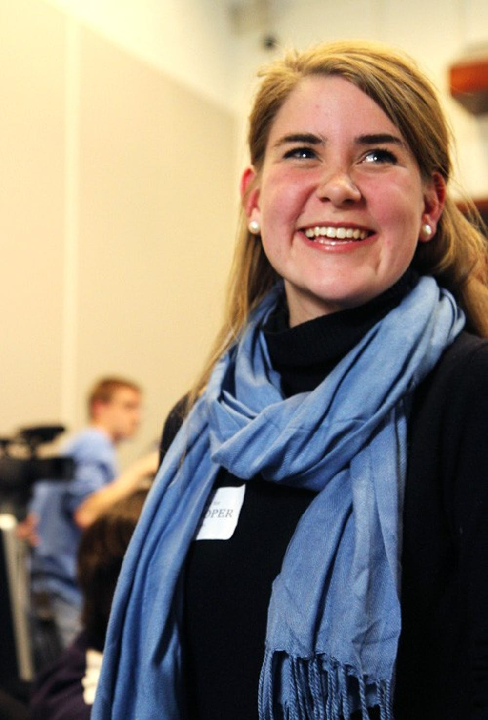 <p>Junior Mary Cooper is moving forward with the four main planks of her platform in her first week as UNC's student body president-elect.</p>