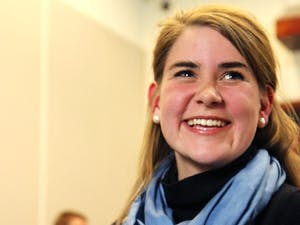 Junior Mary Cooper is moving forward with the four main planks of her platform in her first week as UNC's student body president-elect.