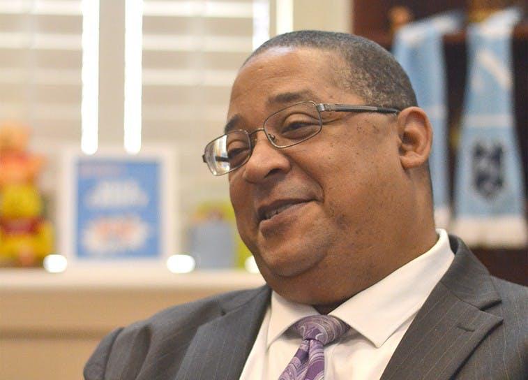 Vice Chancellor for Student Affairs Winston Crisp talks new mental health task force