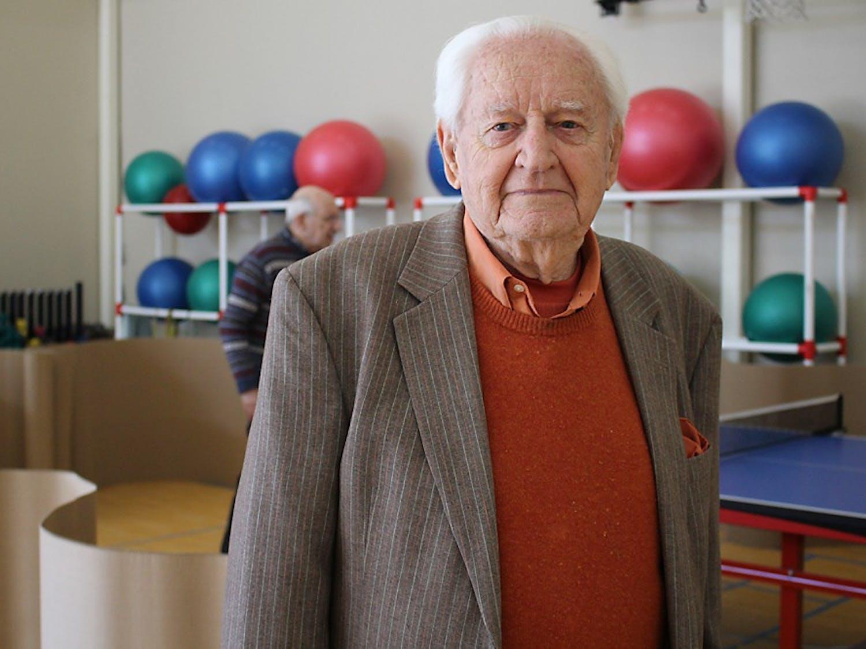 Robert Seymour is the namesake of the Seymour Senior Center on Homestead Rd.