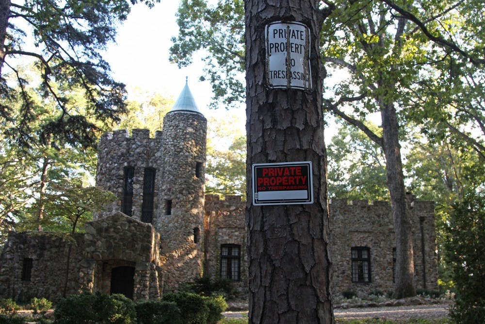Gimghoul Castle Still A Source Of Lore In Chapel Hill