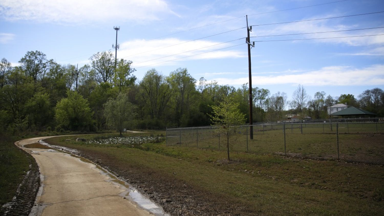 Gold Park in Hillsborough suffered severe flooding from the recent thunderstorms. Hillsborough Public Works cleaned the park, which has been reopened.