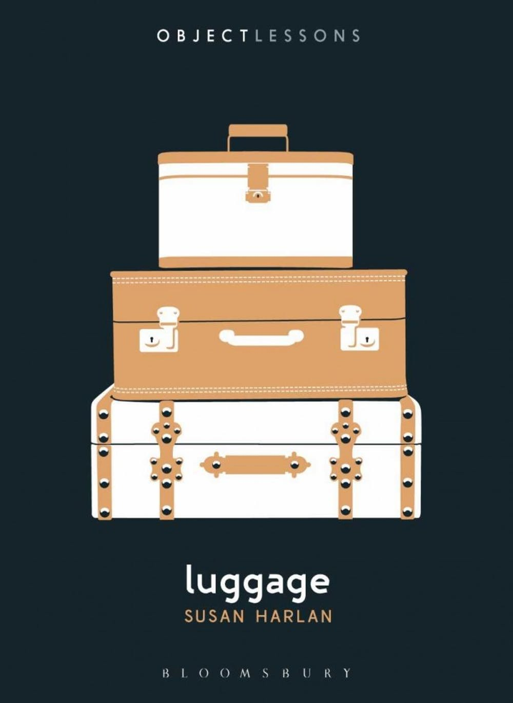 Author Susan Harlan gets inspiration from traveling and a vintage luggage collection