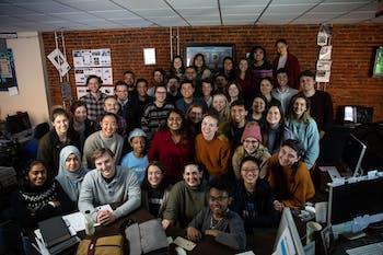 2020 DTH Birthday Staff Photo