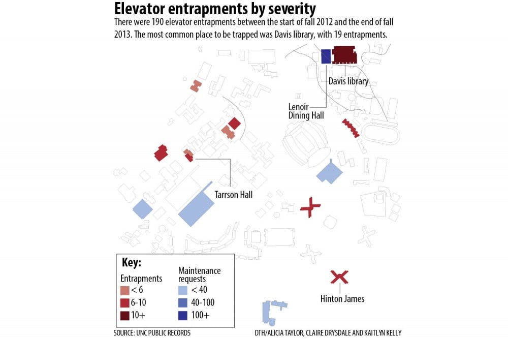 Concern escalates over students trapped in elevators