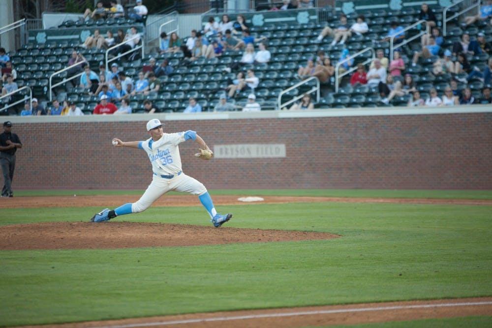 North Carolina baseball loses rubber match to ECU, 12-0