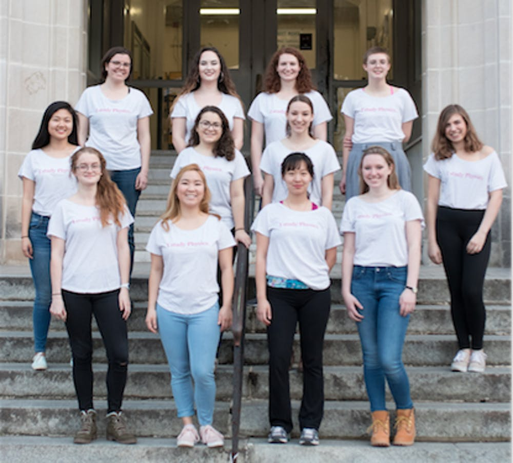 Women in Physics symposium aims to keep women in the major