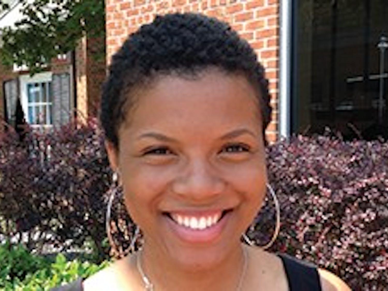 Columnist Gwendolyn Smith