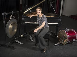 Shpachenko, Nadia-Dr. Nadia Shpachenko-Gottesman is associate professor of music at Cal Poly Pomona. May 22, 2014.