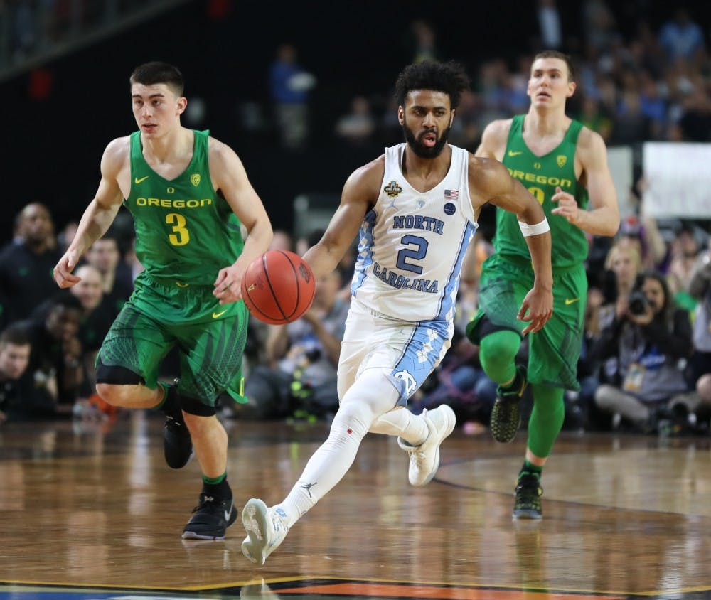 Joel Berry gives everything he has to UNC men's basketball before title game