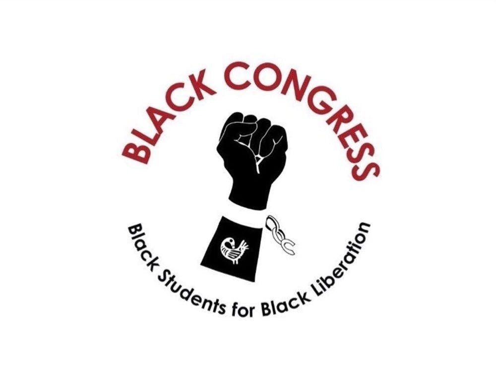 Letter: UNC Black Congress message to Student Body President Savannah Putnam