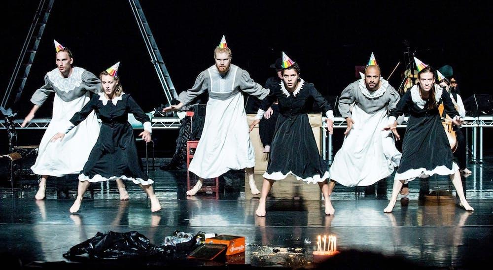 'Not your parents' Swan Lake': Carolina Performing Arts hosts Loch na hEala