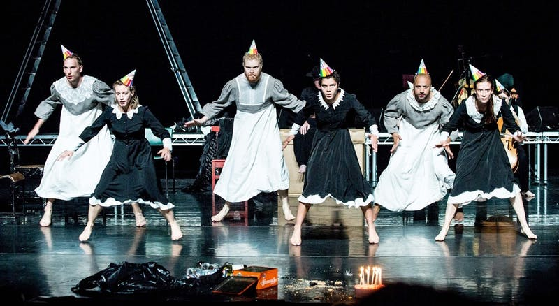 'Not your parents' Swan Lake': Carolina Performing Arts hosts Loch na hEala - The Daily Tar Heel