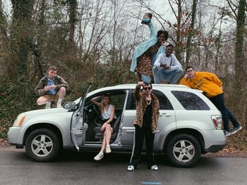 The Feb 48 play festival will be held on Feb. 2 at The ArtsCenter in Carrboro, and will feature 48 hours of play production and performance by and for high school students. Photo courtesy of Katie Clark.