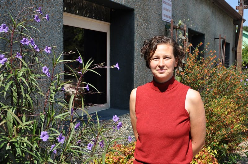 Celisa Steele has recently been chosen as the new poet laureate by the Carrboro Arts Committee