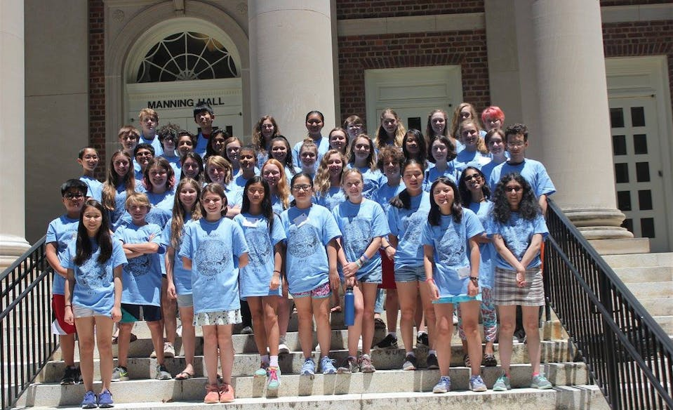 CampWrite UNC inspires creativity and writing skills in local students