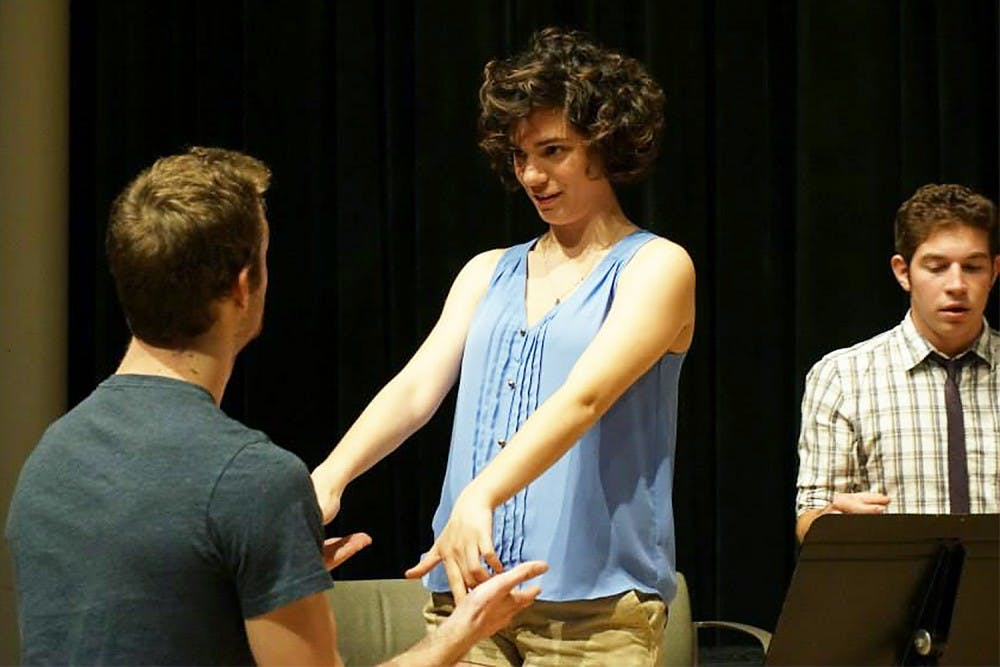 "UNC, Duke theatre companies team up for ""Me Too Monologues"""