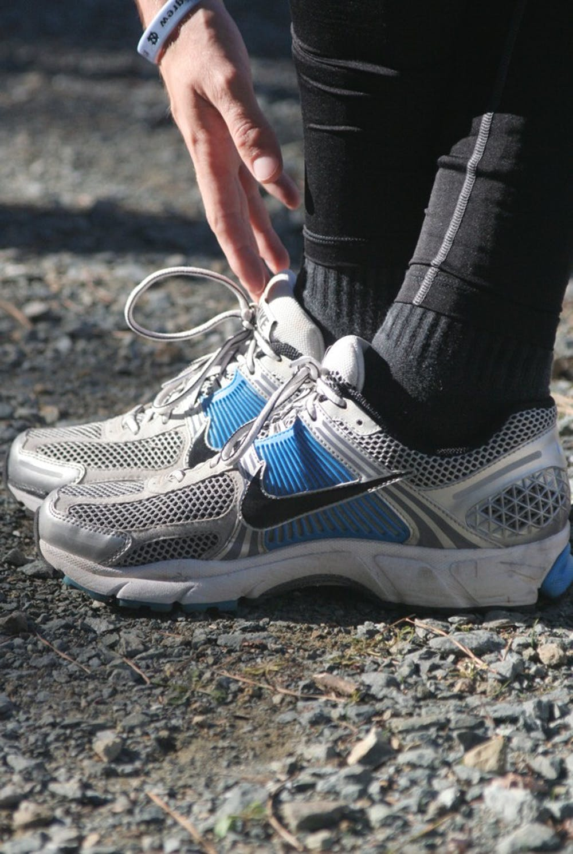 UNC cross country team reveals Nike shoe secrets