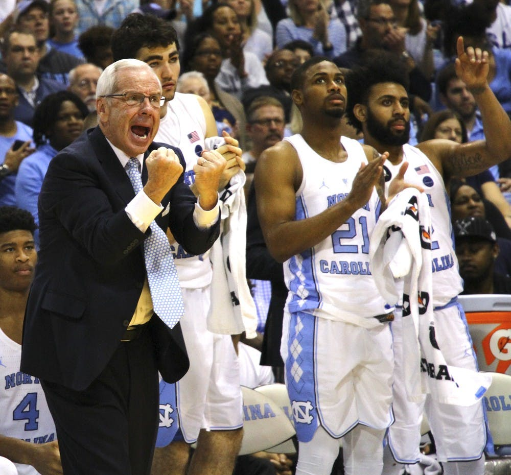 What do your favorite Roy Williams quotes say about your semester?