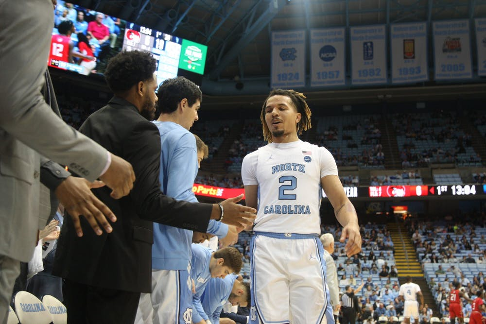 'No shortcuts to become a great': Cole Anthony putting in the work before his UNC debut