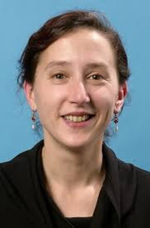 Jessica Wolfe is a UNC professor of English and Comparative Literature