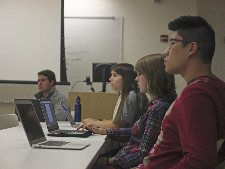 Student Congress meeting