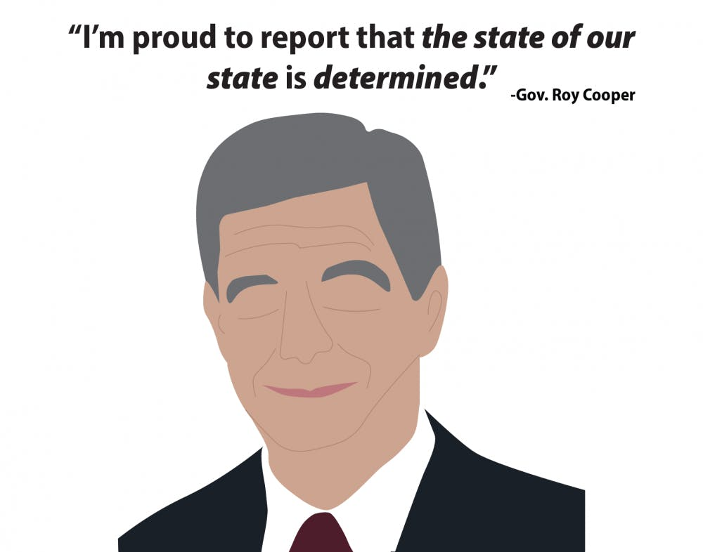 Cooper's State of the State Address aimed for bipartisanship. But are Republicans in?