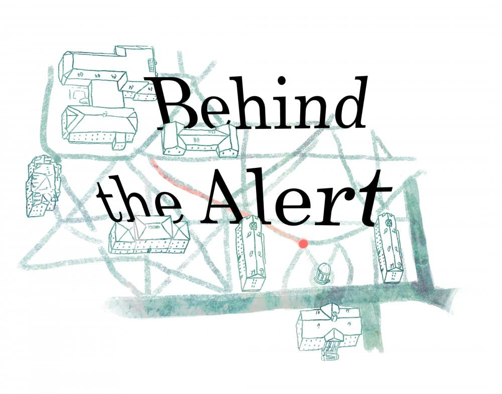 Behind the Alert: One student's assault and AlertCarolina's response