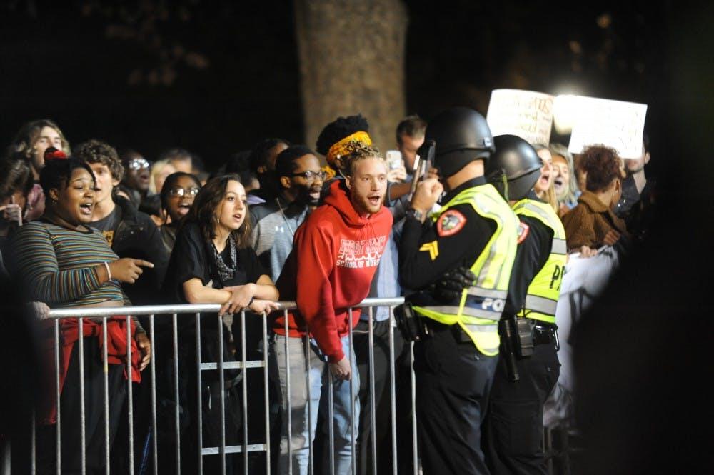 Folt explains Silent Sam decision amid student and community backlash