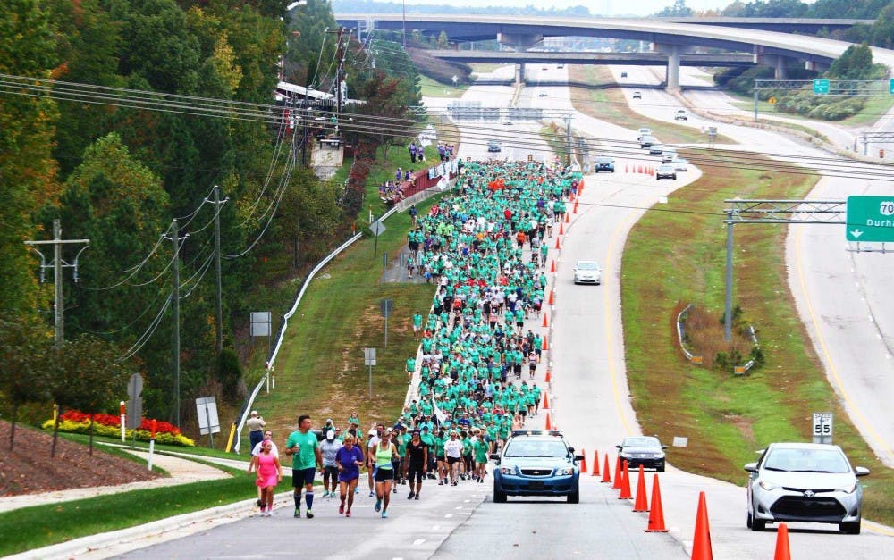 Walk for Hope raises awareness for mental illness and funds for UNC Psychiatry